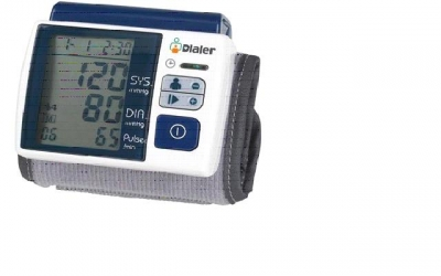 Wrist Type Blood Pressure Monitor 5